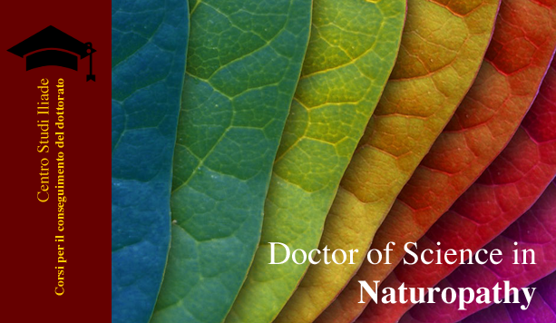 Doctor of Science in Naturopathy